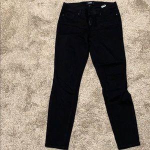 Paige Black Size 30 Skinny Ankle jeans